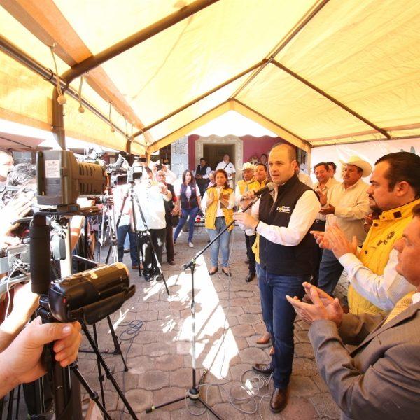 Grupo parlamentario del Sol Azteca