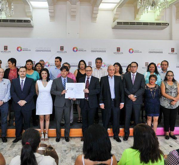 Sindicato Único de Trabajadores al Servicio del Poder Ejecutivo y Entidades Paraestatales del Estado de Morelos
