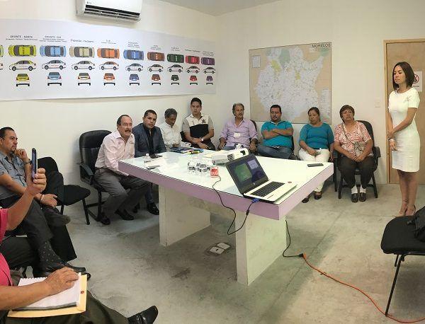 Jacaranda Mojica Díaz, coordinadora de la Ecozona