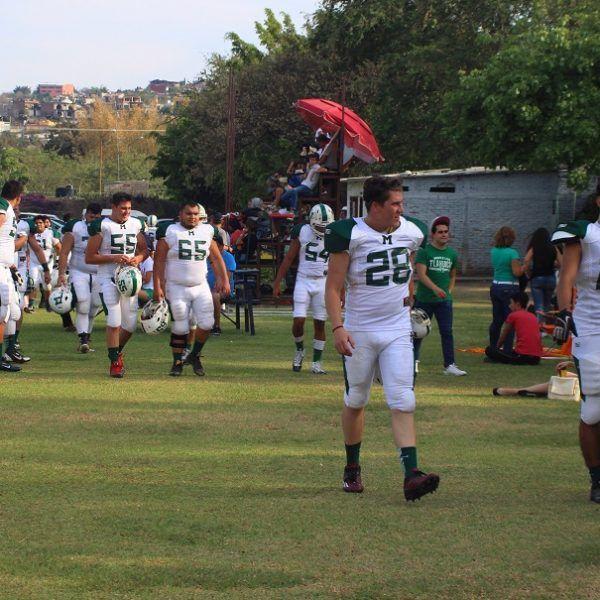 Organización de Futbol Americano del Estado de Morelos