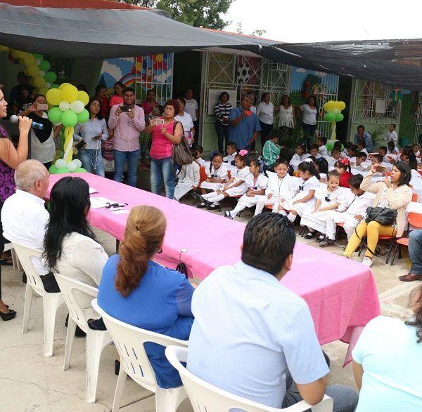 subsecretario de obras Públicas, Víctor Manuel Escobar Lagunas