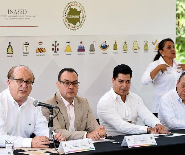 Instituto Nacional para el Federalismo y el Desarrollo Municipal (INAFED)