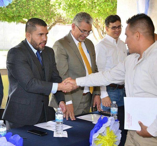 Coordinador Estatal de Reinserción Social, Lucio Hernández Gutiérrez