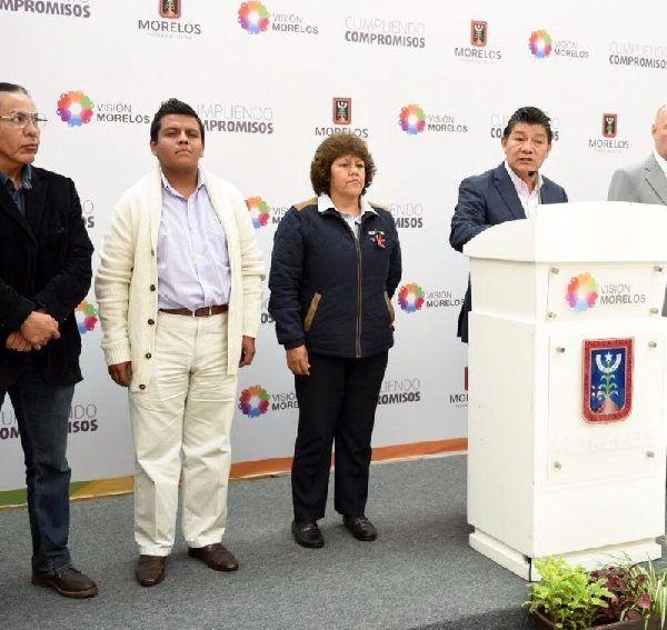 el presidente de la Federación de Estudiantes Universitarios (FEUM), Israel Reyes Medina