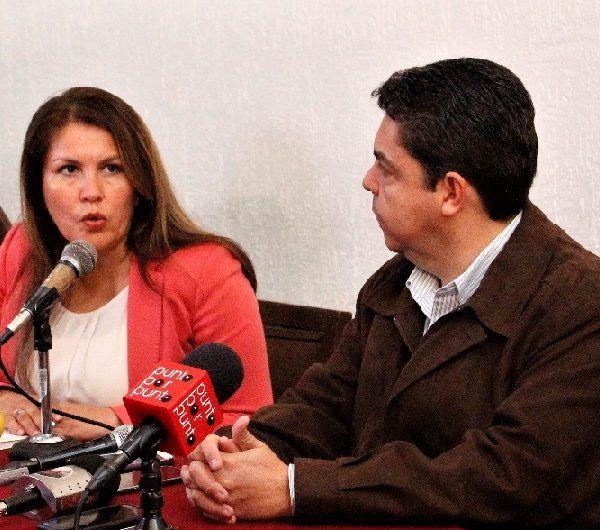 titular de la Coordinación Estatal de Protección Civil, Javier Bermúdez Alarcón