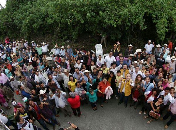 reinauguraciones de los Comités Ejecutivos Municipales se realizan con el fin de que la militancia y la ciudadanía en general