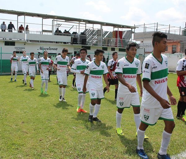 Athletic Cuernavaca con final de 2-1