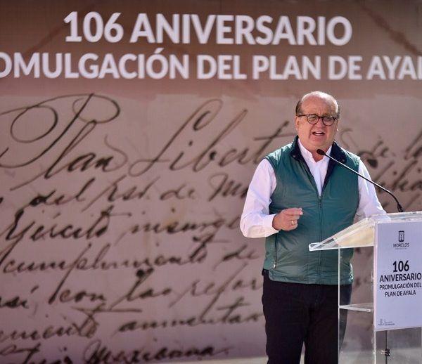gobierno creó el programa Unidos Por Morelos, para que ninguna familia quede sin apoyo