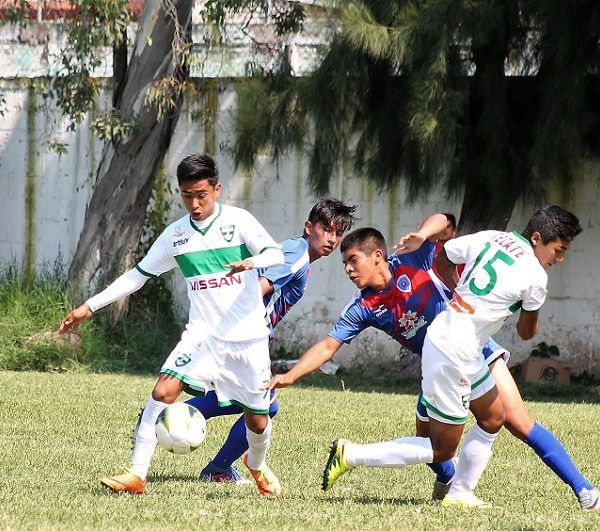 Torneo de Apertura de la Tercera División Profesional en el grupo seis