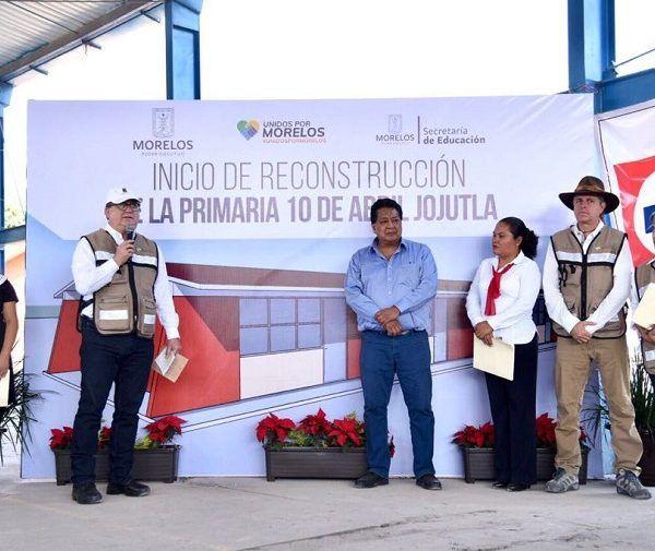 fundaciones privadas han ofrecido llevar a cabo la reconstrucción de viviendas y aportar 30 mil pesos más a los 120 mil pesos