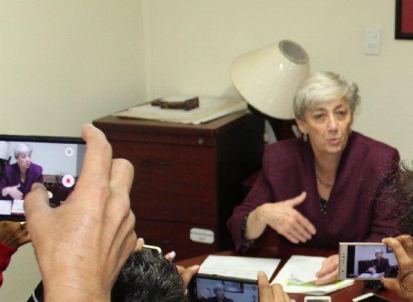 Informó que de los 12 distritos electorales se registraron sólo nueve aspirantes a una diputación local