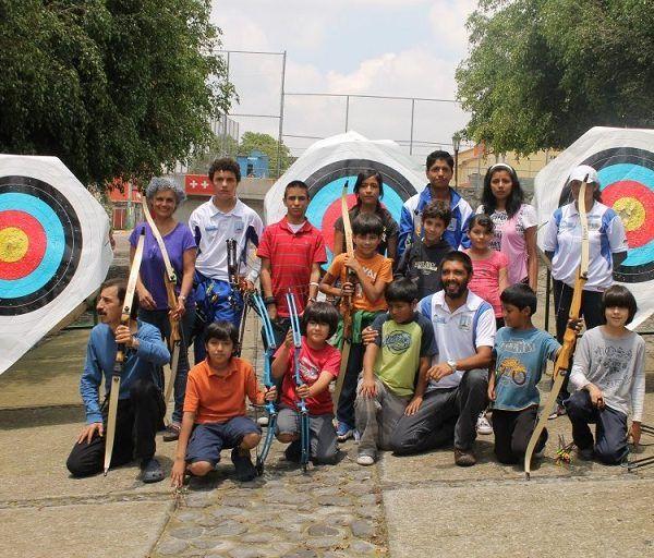 Dicho campeonato se realizó en las instalaciones del Comité Olímpico Mexicano