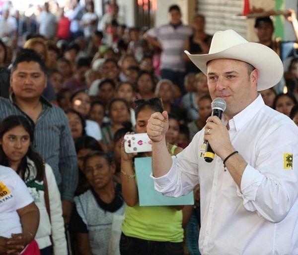 Rodrigo Gayosso fue recibido por los perredistas quienes reconocieron su liderazgo y trabajo realizado durante casi tres años al frente del PRD
