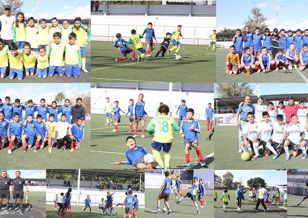 En la pelea por los tercer lugares, en la cancha del Olímpico, en la Infantil Menor Niños Héroes, Plan de Ayala vence por la mínima de 1-0 al equipo de Leones