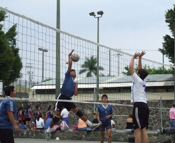 Torneo de Voleibol Estudiantil Femenil y Varonil Febrero-Junio 2018