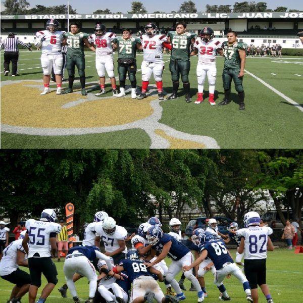 para los equipos representativos de Morelos, donde los Linces de la Universidad del Valle de México, campus Cuernavaca, y Gallos de la Universidad La Salle Cuernavaca, salieron avantes en sus compromisos, superando a Potros de la UAEM y Broncos de la Prepa Uno de la UNAM