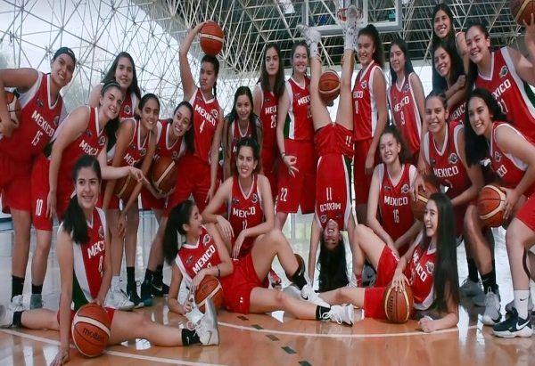 La Selección Nacional de Baloncesto de la rama femenil U-18 sigue trabajando bastante fuerte en su cuarta concentración, que arrancó el pasado 24 de marzo y concluirá el próximo 8 de abril
