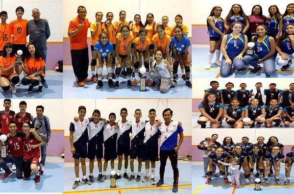 Se jugaron los partidos finales en las instalaciones del Polideportivo Uno de la Universidad Autónoma del Estado de Morelos (UAEM), donde las autoridades universitarias brindaron el total apoyo para la celebración de esta fiesta final