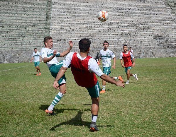 A un lado quedó la derrota de su presentación en el Torneo de Apertura de la Liga de Ascenso X, y ahora enfocan las armas para su duelo en el estadio Jalisco el miércoles en la que van en serio por un buen resultado