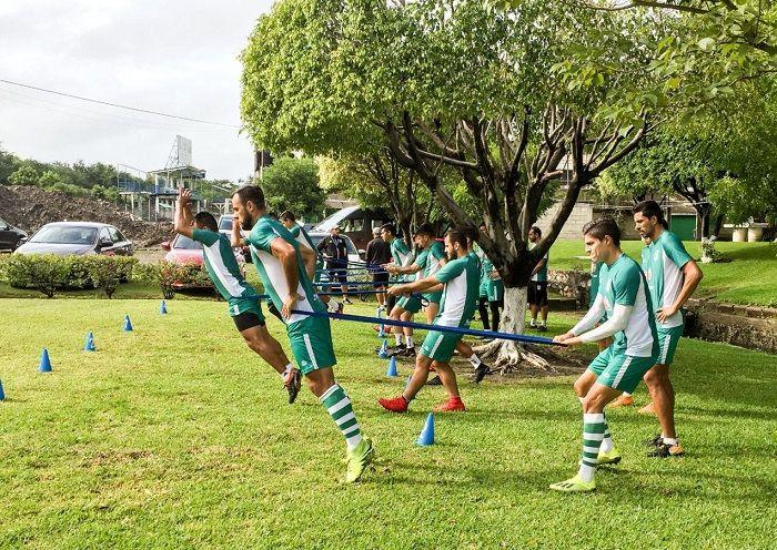 Ganarle a los Leones Negros será su próxima meta dentro del certamen de Apertura del Ascenso MX y hay mucha confianza de que pueden salir con un buen resultado en esta cita que se avecina