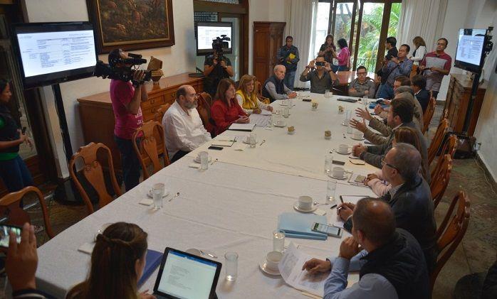 Topiltzin Contreras MacBeath, titular de la Secretaría de Desarrollo Sustentable, presentó el estado que guarda Morelos en materia de medio ambiente