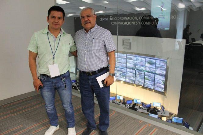Ortiz Guarneros expresó la disposición de la actual administración de fortalecer los esquemas de seguridad en dicha demarcación, de la mano con la ciudadanía mediante los Comités de Vigilancia Vecinal (Comvives) y las autoridades municipales