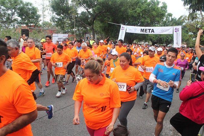 Como fue en la pasada edición, la competencia atlética contará nuevamente con dos rutas a cubrir, de 5 y 10 kilómetros de distancia, por las principales calles del Centro Histórico de la ciudad capital