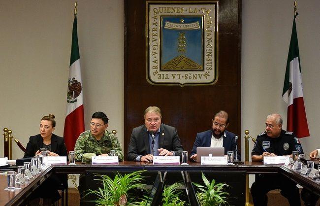 Así se dio a conocer en la quinta sesión del grupo de trabajo, el cual encabezan el jefe de la Oficina de la Gubernatura, José Manuel Sanz Rivera, y el delegado federal para los Programas Integrales de Bienestar, Hugo Éric Flores Cervantes