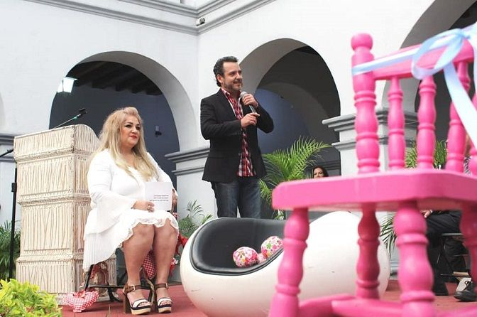 """En el Museo de la Ciudad, el alcalde Antonio Villalobos Adán, significó la importancia de que el gobierno capitalino se sume a la campaña """"La Cultura de Paz"""" que impulsa la ONU y la UNESCO, que representa una gama de posibilidades de dar a los ciudadanos mayores y mejores espacios de desarrollo, estabilidad y justicia, enmarcados en un clima de paz"""