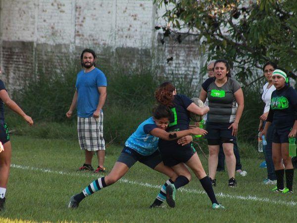 Choque nada sencillo para las jugadoras de Tlahuica Rugby Morelos, que en la etapa de cuartos de final antes del receso decembrino dieron cuenta del equipo de Coyotes RFC, con un final en los cartones de 22-07
