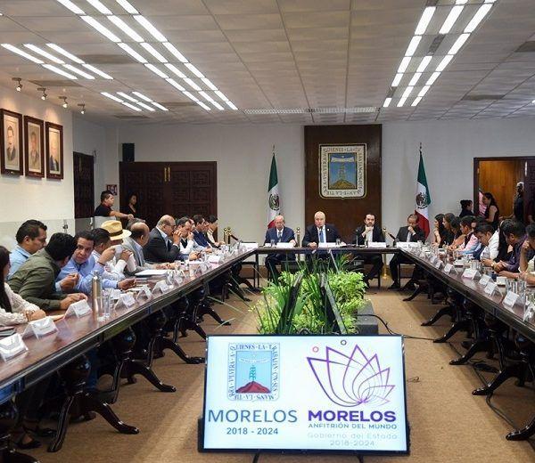El comisionado estatal de Seguridad, vicealmirante José Antonio Ortiz Guarneros, precisó que el gobierno estatal resta la autonomía municipal, pero el nombramiento y remoción de comandantes en los municipios estará sujeta a su decisión
