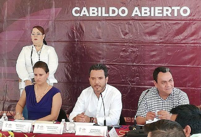 """Al presentar los proyectos para reactivar la economía, que incluyen a los trabajadores del volante, el presiente de Cuernavaca aseguró que """"volveremos a ser el jardín, no el traspatio de la Ciudad de México"""""""
