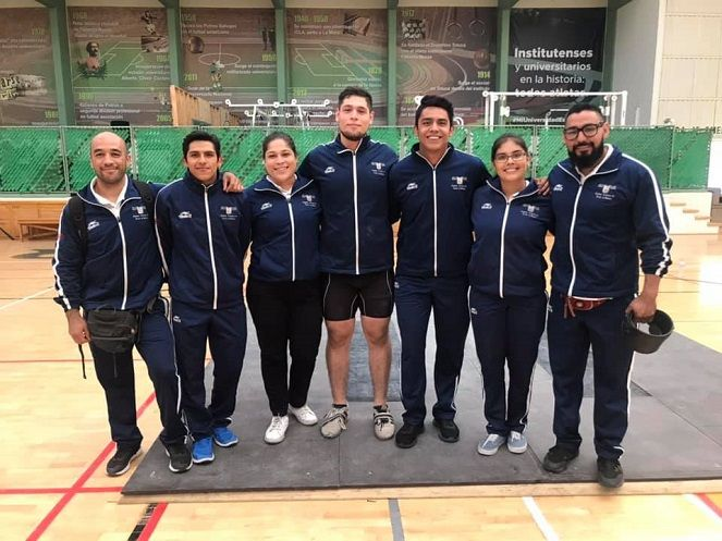 El equipo morelense de halterófila, bajo el mando de su entrenador David Gómez Miranda, hasta el momento ha logrado alcanzar el mayor número de boletos para Yucatán; gracias a la buena actuación de embolsa cinco de estos lugares