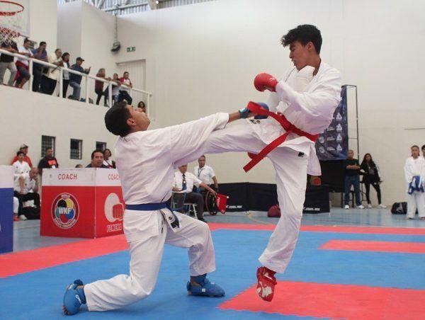 Hubo una gran participación de los exponentes de esta disciplina, que llegaron a la competencia de kata y kumite, en la que se tuvo la oportunidad de contar con integrantes del Seleccionado Nacional Mexicano