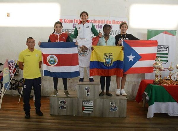 Los seleccionados nacionales de boxeo categorías cadetes y juveniles en ambas ramas, terminaron su actuación en Portoviejo; Ecuador dominó a sus rivales de 10 países de América (México participó con tres equipos) y ganó 15 medallas de oro, nueve de plata y una de bronce. También ganó el Torneo por Equipos de la categoría juvenil, en cadetes fueron los anfitriones