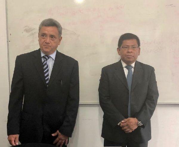El abogado Norberto Vigueras cuenta con una amplia trayectoria policial en la Procuraduría General de la República y la Agencia Federal de Investigación (AFI), de la que fue Delegado Regional en los estados de Durango, Hidalgo, Coahuila, Chihuahua y Sinaloa