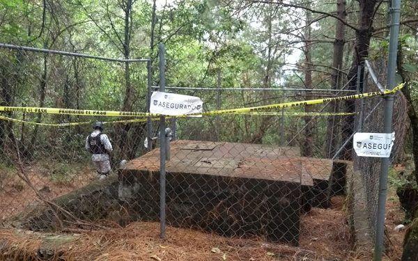 Durante el dispositivo implementado el pasado jueves, en coordinación con la Guardia Nacional, la Comisión Estatal de Seguridad y Policía de Investigación Criminal, fue asegurada una toma de agua clandestina en el Barrio de San Miguel, cerca de los tanques del fraccionamiento Montecasino Dos