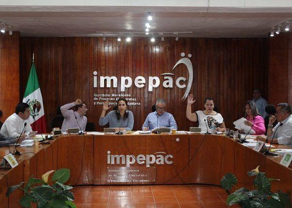 Durante la sesión extraordinaria de dicha comisión, que preside la consejera electoral Xitlali Gómez Terán, también se aprobó el Análisis Municipal por Conformación de Comunidades, presentado por la Dirección Ejecutiva de Organización y Partidos Políticos del Impepac