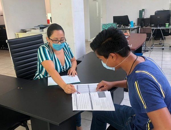 Invita alcalde Rafael Reyes a contactar vía telefónica o mensaje a la Secretaría de Desarrollo Económico para conocer opciones laborales