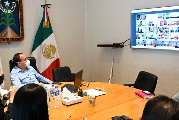 La Secretaría de Salud federal arrancará en los municipios una campaña de participación solidaria para mitigar y contener las consecuencias de dicha enfermedad, y a la cual el Gobierno de Morelos se sumará, confirmó Blanco Bravo