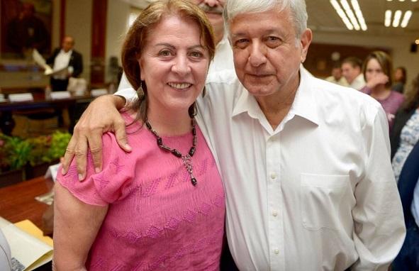 Margarita González, quien actualmente es secretaria de Turismo y Cultura del Gobierno de Morelos, sustituirá a Ernesto Prieto será en nuevo titular del Instituto para Devolver al Pueblo lo Robado (Indep).