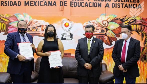 CUMPLE ENCARGADA DE DESPACHO DE LA ESAF, AMÉRICA LÓPEZ CON ENTREGA DE INFORME AL CONGRESO DEL ESTADO