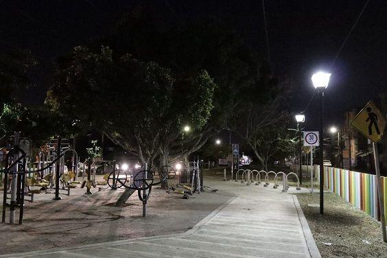 ste espacio, ubicado sobre la Avenida Teopanzolco en la colonia Lomas de Cortés, fue construido en la administración municipal 2016-2018