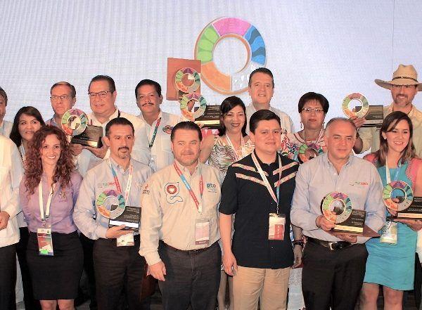 premio a la Diversificación del Producto Turístico Mexicano Segmento Turismo Social