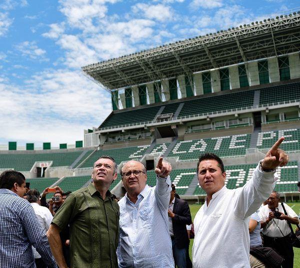 propietario del Club Atlético Zacatepec