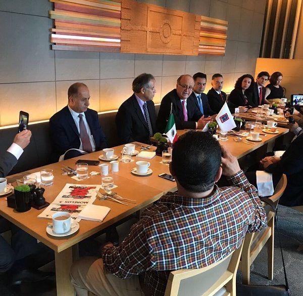 Morelos trabaja para consolidar vínculo productivo con Japón