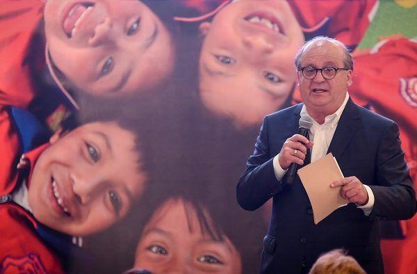 secretario de Educación, Aurelio Nuño Mayer