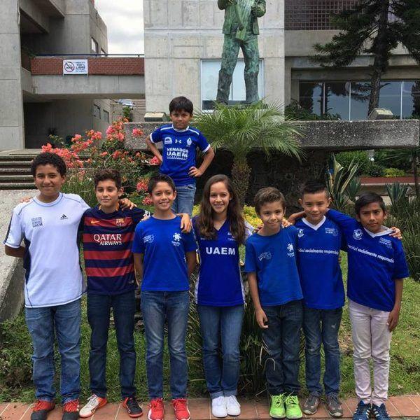 bajo la coordinación del entrenador Luis Reinoso Salinas