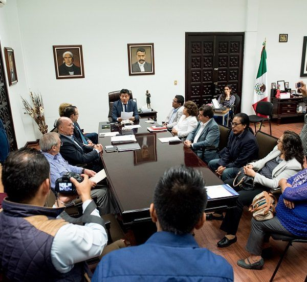 sostuvo el secretario de Gobierno, Matías Quiroz Medina