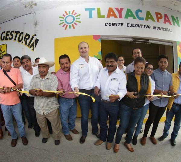 mantendrá un compromiso con la comunidad de Tlayacapan